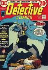 Detective Comics #431 comic books - cover scans photos Detective Comics #431 comic books - covers, picture gallery
