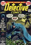Detective Comics #432 comic books - cover scans photos Detective Comics #432 comic books - covers, picture gallery