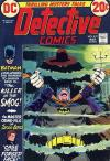 Detective Comics #433 comic books - cover scans photos Detective Comics #433 comic books - covers, picture gallery