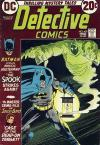 Detective Comics #435 comic books - cover scans photos Detective Comics #435 comic books - covers, picture gallery
