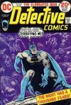 Detective Comics #436 comic books - cover scans photos Detective Comics #436 comic books - covers, picture gallery