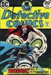 Detective Comics #437 comic books - cover scans photos Detective Comics #437 comic books - covers, picture gallery