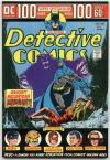 Detective Comics #440 comic books - cover scans photos Detective Comics #440 comic books - covers, picture gallery