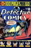 Detective Comics #445 comic books - cover scans photos Detective Comics #445 comic books - covers, picture gallery
