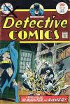 Detective Comics #446 comic books - cover scans photos Detective Comics #446 comic books - covers, picture gallery