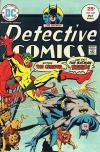 Detective Comics #447 comic books - cover scans photos Detective Comics #447 comic books - covers, picture gallery