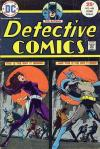 Detective Comics #448 comic books - cover scans photos Detective Comics #448 comic books - covers, picture gallery
