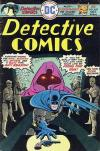 Detective Comics #452 comic books - cover scans photos Detective Comics #452 comic books - covers, picture gallery