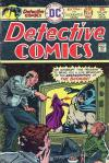 Detective Comics #453 comic books - cover scans photos Detective Comics #453 comic books - covers, picture gallery