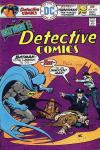 Detective Comics #454 comic books - cover scans photos Detective Comics #454 comic books - covers, picture gallery