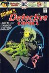 Detective Comics #457 comic books - cover scans photos Detective Comics #457 comic books - covers, picture gallery