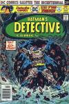 Detective Comics #461 comic books - cover scans photos Detective Comics #461 comic books - covers, picture gallery