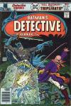 Detective Comics #462 comic books - cover scans photos Detective Comics #462 comic books - covers, picture gallery