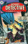 Detective Comics #464 comic books - cover scans photos Detective Comics #464 comic books - covers, picture gallery