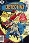 Detective Comics #466 comic books - cover scans photos Detective Comics #466 comic books - covers, picture gallery
