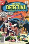 Detective Comics #468 comic books - cover scans photos Detective Comics #468 comic books - covers, picture gallery