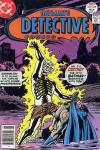 Detective Comics #469 comic books - cover scans photos Detective Comics #469 comic books - covers, picture gallery