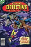 Detective Comics #473 comic books - cover scans photos Detective Comics #473 comic books - covers, picture gallery
