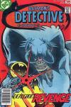 Detective Comics #474 comic books - cover scans photos Detective Comics #474 comic books - covers, picture gallery