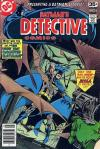 Detective Comics #477 comic books - cover scans photos Detective Comics #477 comic books - covers, picture gallery