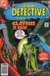 Detective Comics #478 comic books - cover scans photos Detective Comics #478 comic books - covers, picture gallery