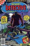 Detective Comics #480 comic books - cover scans photos Detective Comics #480 comic books - covers, picture gallery