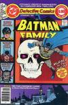 Detective Comics #481 Comic Books - Covers, Scans, Photos  in Detective Comics Comic Books - Covers, Scans, Gallery
