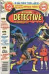 Detective Comics #485 Comic Books - Covers, Scans, Photos  in Detective Comics Comic Books - Covers, Scans, Gallery