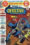 Detective Comics #487 comic books - cover scans photos Detective Comics #487 comic books - covers, picture gallery