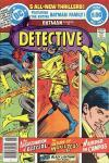 Detective Comics #491 comic books - cover scans photos Detective Comics #491 comic books - covers, picture gallery