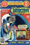 Detective Comics #492 comic books - cover scans photos Detective Comics #492 comic books - covers, picture gallery