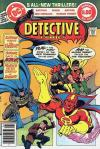 Detective Comics #493 comic books - cover scans photos Detective Comics #493 comic books - covers, picture gallery