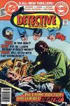 Detective Comics #494 comic books - cover scans photos Detective Comics #494 comic books - covers, picture gallery