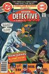Detective Comics #495 comic books - cover scans photos Detective Comics #495 comic books - covers, picture gallery