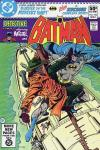 Detective Comics #496 comic books - cover scans photos Detective Comics #496 comic books - covers, picture gallery