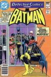 Detective Comics #497 comic books - cover scans photos Detective Comics #497 comic books - covers, picture gallery