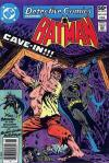 Detective Comics #499 comic books - cover scans photos Detective Comics #499 comic books - covers, picture gallery