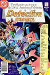 Detective Comics #500 comic books - cover scans photos Detective Comics #500 comic books - covers, picture gallery