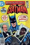 Detective Comics #501 Comic Books - Covers, Scans, Photos  in Detective Comics Comic Books - Covers, Scans, Gallery