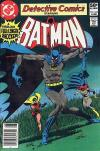 Detective Comics #503 Comic Books - Covers, Scans, Photos  in Detective Comics Comic Books - Covers, Scans, Gallery