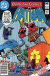 Detective Comics #504 comic books - cover scans photos Detective Comics #504 comic books - covers, picture gallery