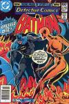 Detective Comics #507 comic books - cover scans photos Detective Comics #507 comic books - covers, picture gallery