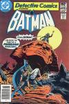 Detective Comics #508 Comic Books - Covers, Scans, Photos  in Detective Comics Comic Books - Covers, Scans, Gallery