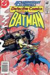 Detective Comics #512 comic books - cover scans photos Detective Comics #512 comic books - covers, picture gallery