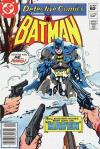 Detective Comics #514 comic books - cover scans photos Detective Comics #514 comic books - covers, picture gallery