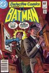 Detective Comics #516 comic books for sale