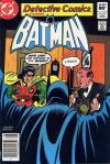 Detective Comics #517 Comic Books - Covers, Scans, Photos  in Detective Comics Comic Books - Covers, Scans, Gallery