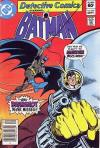 Detective Comics #518 Comic Books - Covers, Scans, Photos  in Detective Comics Comic Books - Covers, Scans, Gallery