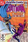 Detective Comics #519 Comic Books - Covers, Scans, Photos  in Detective Comics Comic Books - Covers, Scans, Gallery