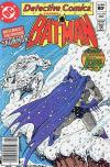 Detective Comics #522 Comic Books - Covers, Scans, Photos  in Detective Comics Comic Books - Covers, Scans, Gallery